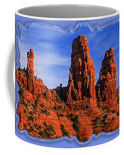 Megalithic Red Rocks Coffee Mug