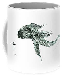 Megic Fish 1 Coffee Mug