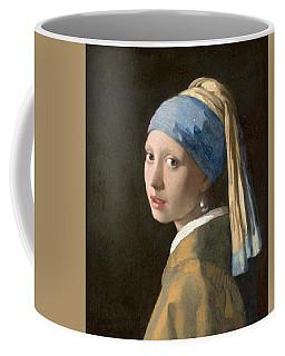 Meisje Met De Parel Coffee Mug