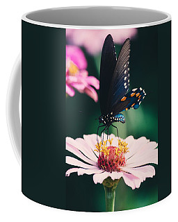 Coffee Mug featuring the photograph Melancholy Summertime by Parker Cunningham
