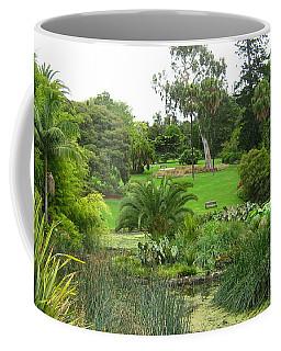 Melbourne Botanical Gardens Coffee Mug