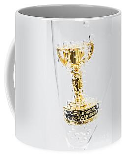 Melbourne Cup Winners Trophy Coffee Mug
