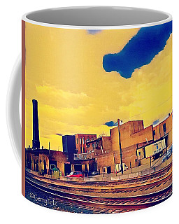 Mellow Bricks Coffee Mug