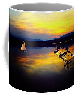 Mellow Moments In New England Coffee Mug
