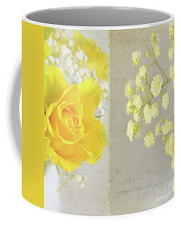 Coffee Mug featuring the photograph Mellow Yellow by Lyn Randle