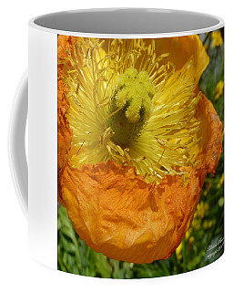 Mellow Yellow - Signed Coffee Mug