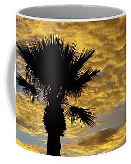 Mellow Yellow Sunset Coffee Mug
