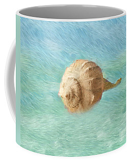 Coffee Mug featuring the photograph Melody Of The Sea by Betty LaRue