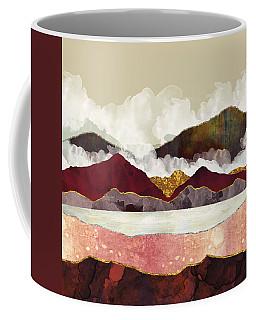 Melon Mountains Coffee Mug