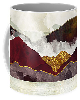 Melon Mountains Coffee Mug