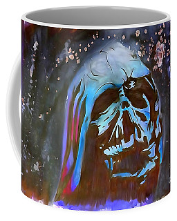 Melted Helmet Watercolor Edition Coffee Mug