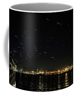 Memorable Naples Evening Departure Coffee Mug