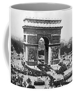 Memorial Day In France Coffee Mug