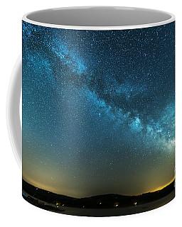 Memorial Day Milky Way Coffee Mug