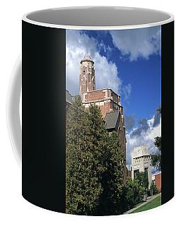 Memorial Gym And Library Coffee Mug
