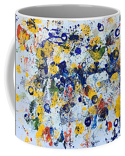 Michigan No 3 Coffee Mug