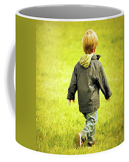 Memories... Coffee Mug by Barbara Dudley