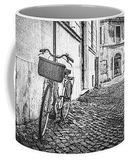 Memories Of Italy Sketch Coffee Mug