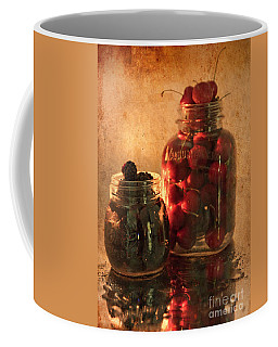 Memories Of Jams, Preserves And Jellies  Coffee Mug