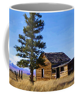 Memories Of Montana Coffee Mug