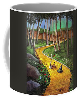 Memories Of Oz Coffee Mug