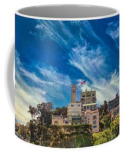 Coffee Mug featuring the photograph Memories Of San Francisco by John M Bailey
