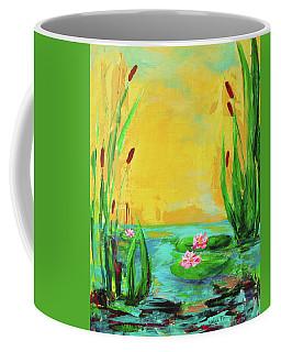 Memories Of The Lake Coffee Mug