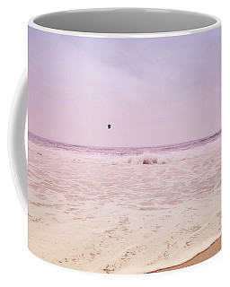 Coffee Mug featuring the photograph Memories Of The Sea by Heidi Hermes