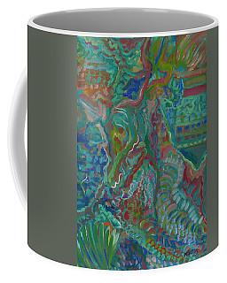 Memories Of The Wild Coffee Mug by John Keaton