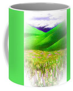 Memories Of Zumwalt Prarie Coffee Mug by Jennifer Lake