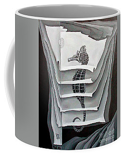 Memory Layers Coffee Mug
