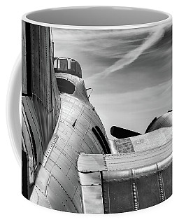 Memphis Belle - 2017 Christopher Buff, Www.aviationbuff.com Coffee Mug
