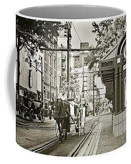 Memphis Carriage Coffee Mug