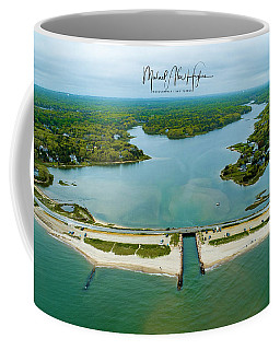 Menauhant Beach Coffee Mug