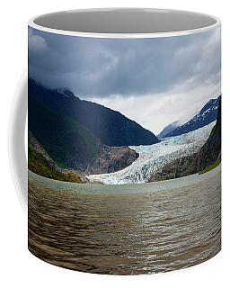 Mendenhall Glacier  Coffee Mug