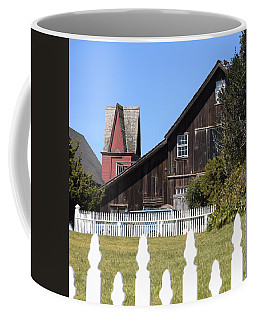 Mendocino Barn Coffee Mug