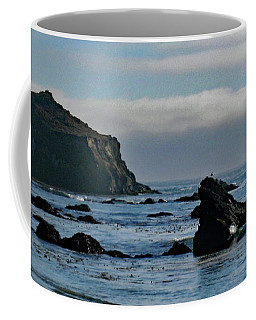 Mendocino Coast No. 1 Coffee Mug