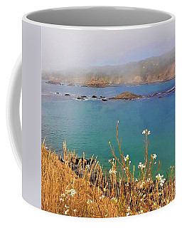 Mendocino Headlands Coffee Mug