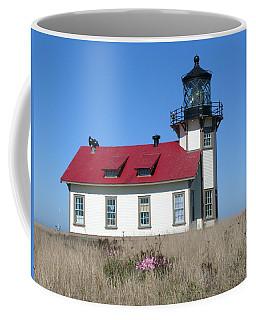 Mendocino Lighthouse Coffee Mug