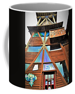 Mendocino Water Tower Coffee Mug