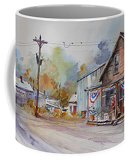 Menemsha Coffee Mug
