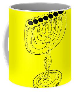 Menorah 1 Coffee Mug