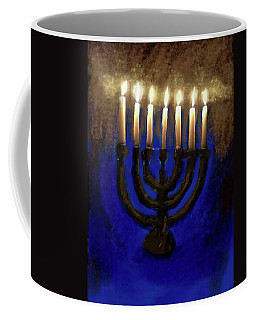 Menorah Coffee Mug