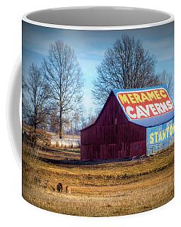 Meramec Caverns Barn Coffee Mug