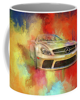 Merc Hot Rod Coffee Mug