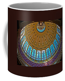Coffee Mug featuring the photograph Mercado Central - Valencia by Juergen Weiss