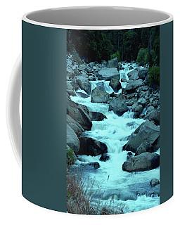 Merced Rapids Color Coffee Mug