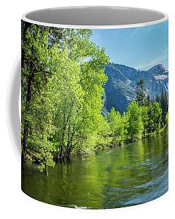 Merced River In Yosemite Valley Coffee Mug