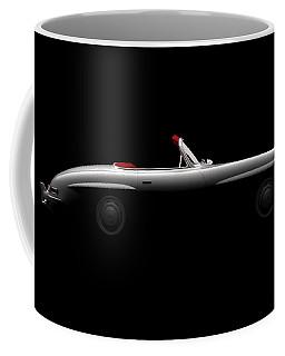 Mercedes 300 Sl Roadster - Side View Coffee Mug