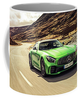 Mercedes A M G  G T  R Coffee Mug